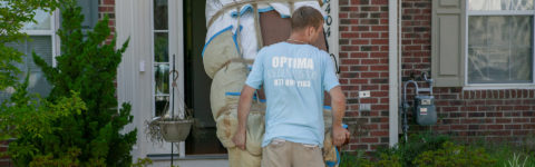 Optima Moving, Professional Movers at Affordable Rates...